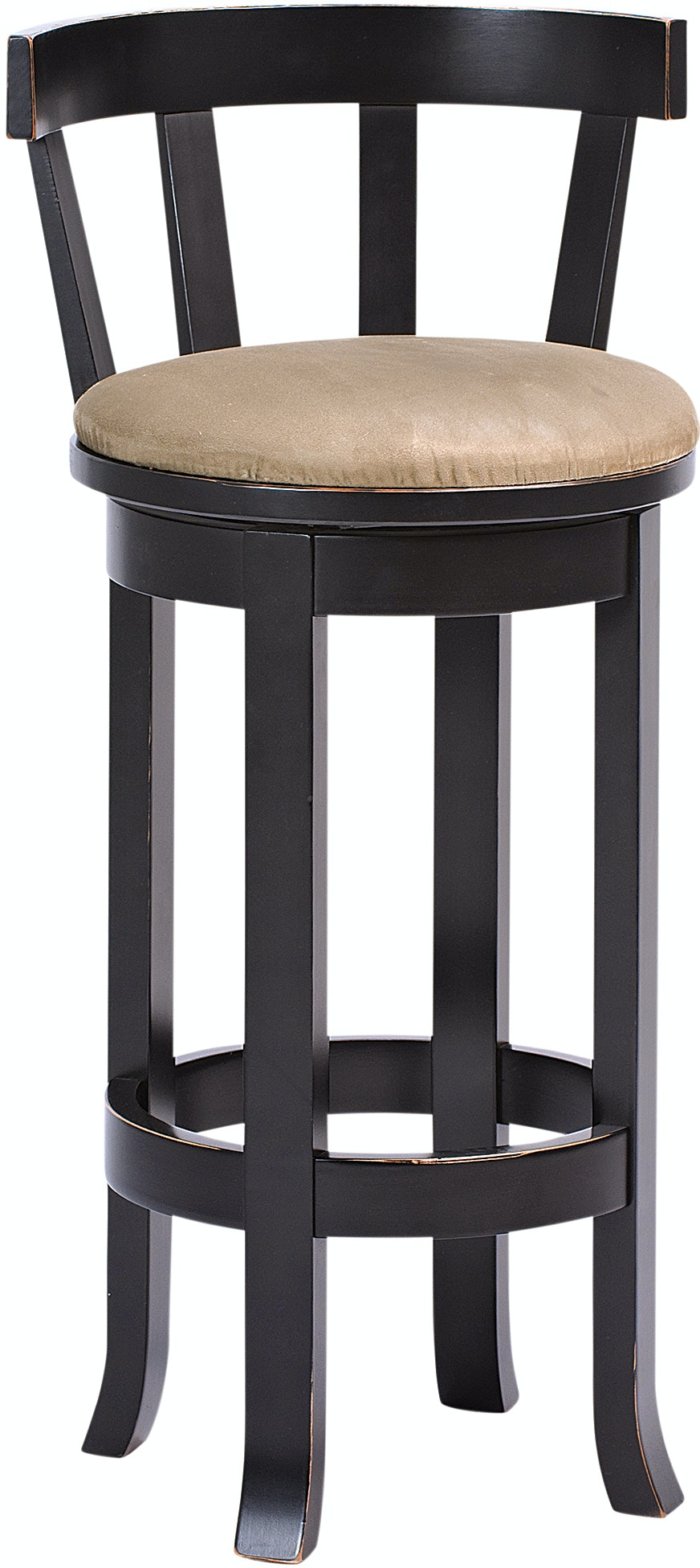 County Line Bar And Game Room Belton 30 Barstool With Back Cl2021