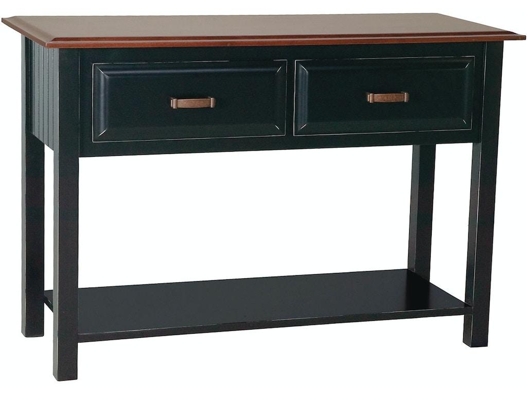 Northern Heritage Living Room Console Table NH8110 - Borofka\'s ...