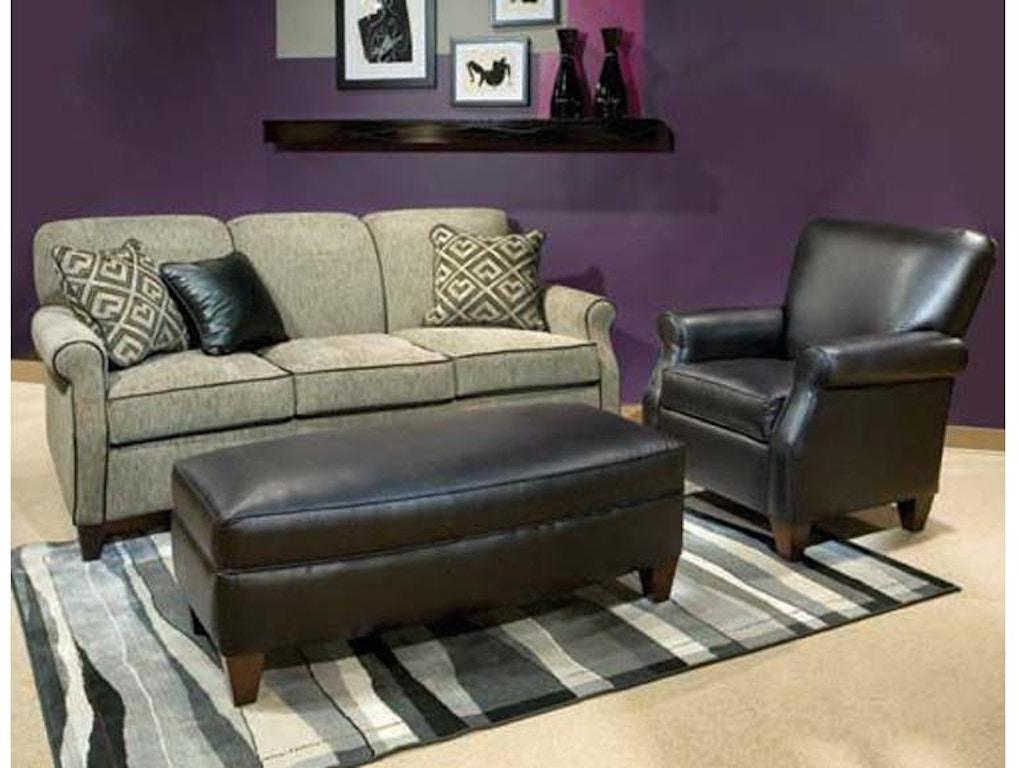 Marshfield Furniture Living Room Carson Sofa MF2451-03