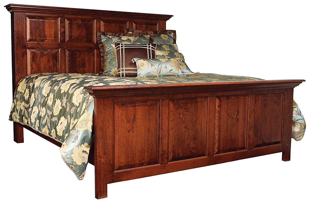 Mystic Creek Jamestown Panel Bed MC7010