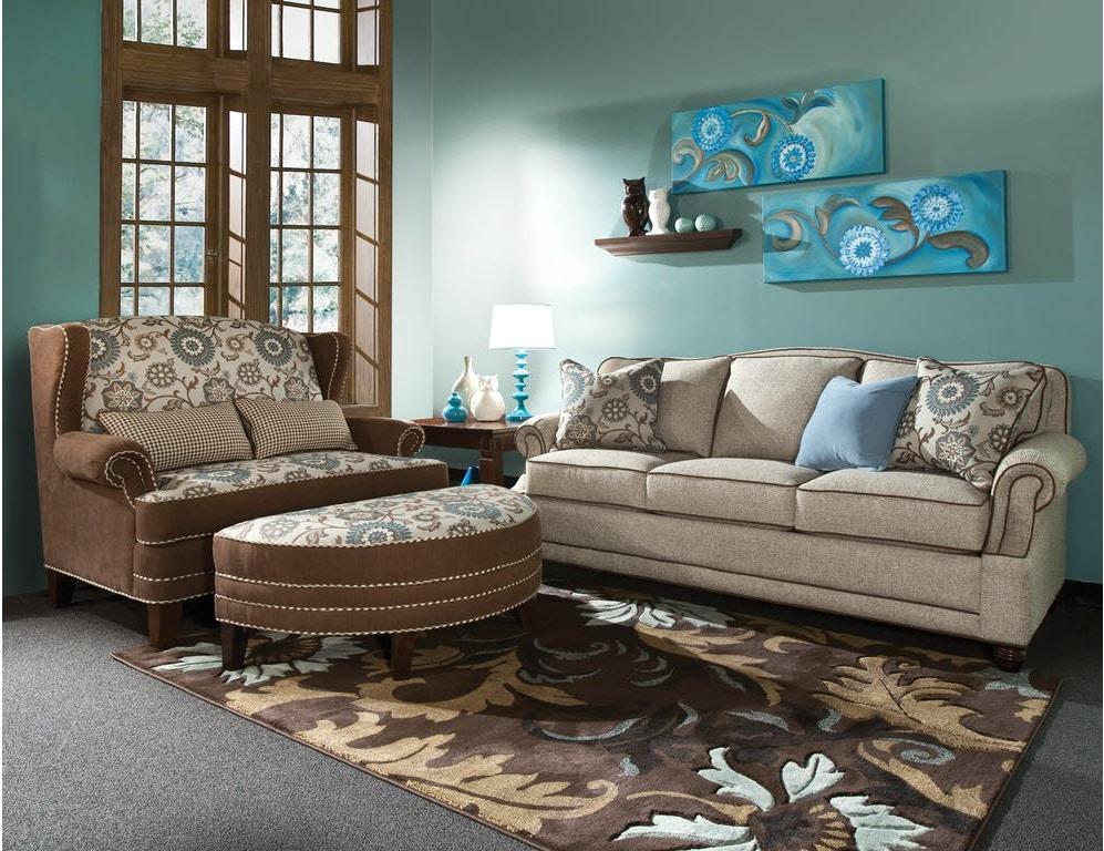 Marshfield Furniture Living Room Cornell Sofa MF1990-03