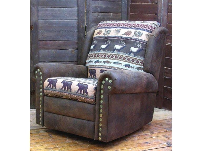 Marshfield Furniture Living Room Cumberland Recliner