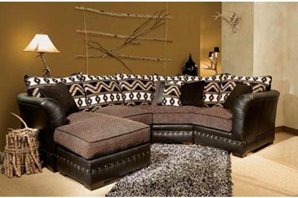 Marshfield Furniture Living Room Rio Sectional MFL2398-S