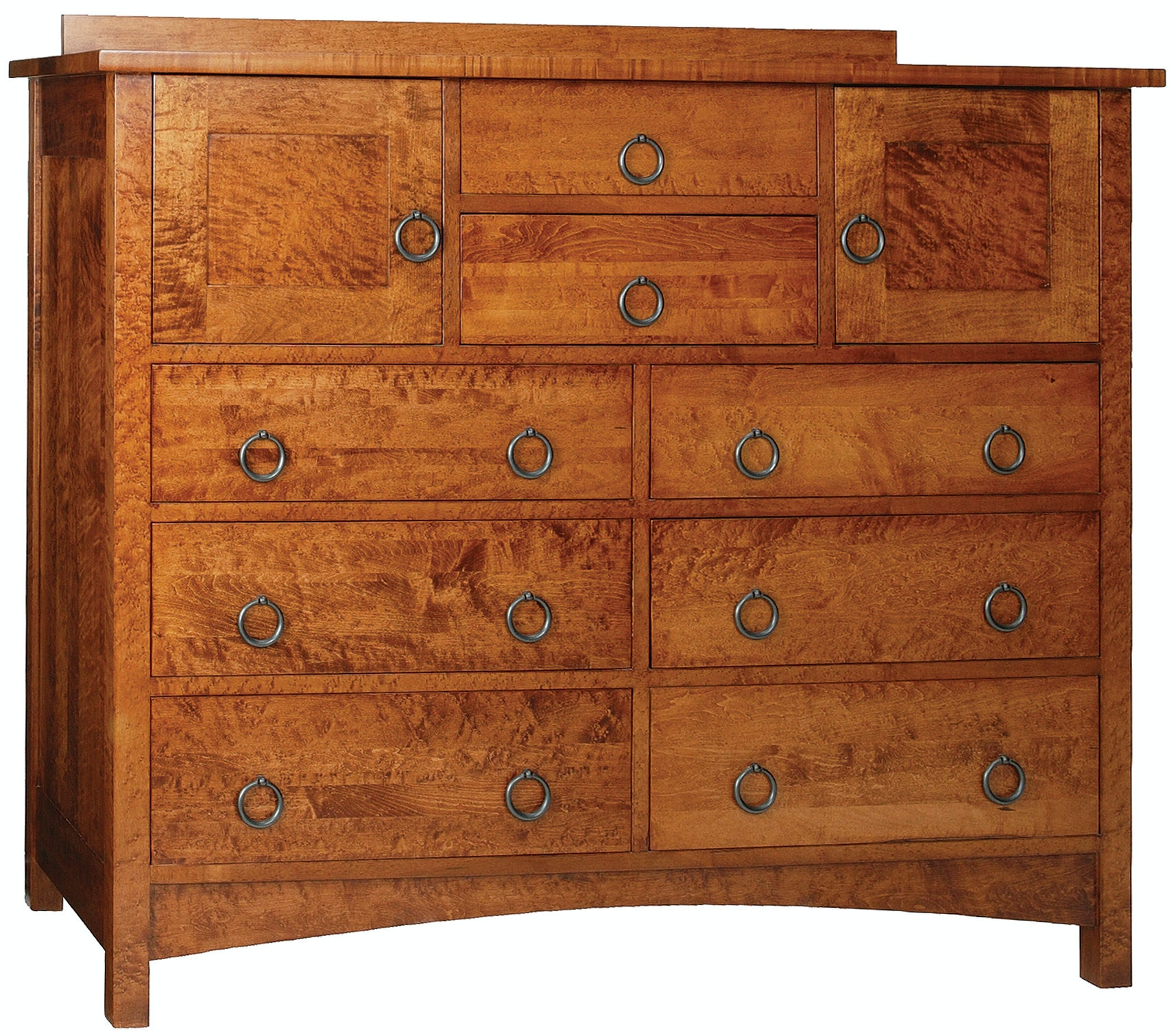Cove Hollow Durango 10 Drawer Mule Chest SW8110