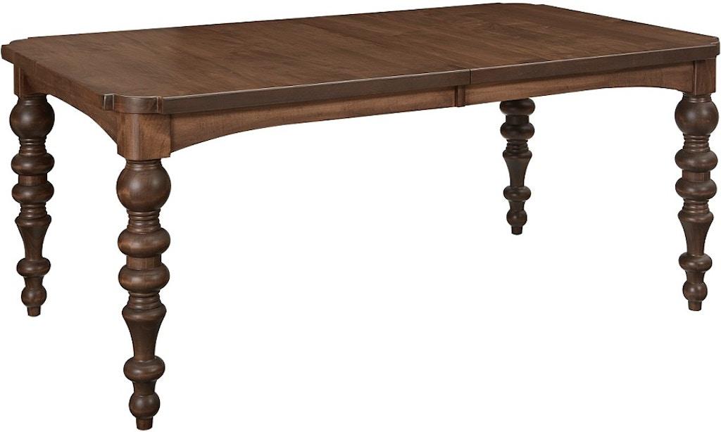 County Line Dining Room Tulsa Table Cl3112 4266 Borofka S Furniture Woodbury And Burnsville Mn