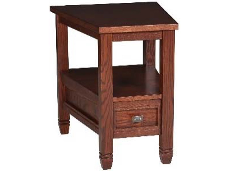 End Tables With Drawer And Shelf Home Design Ideas