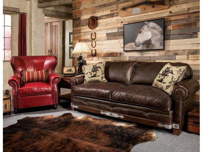 Marshfield Furniture Winchester Queen Sleeper MFU2383 06