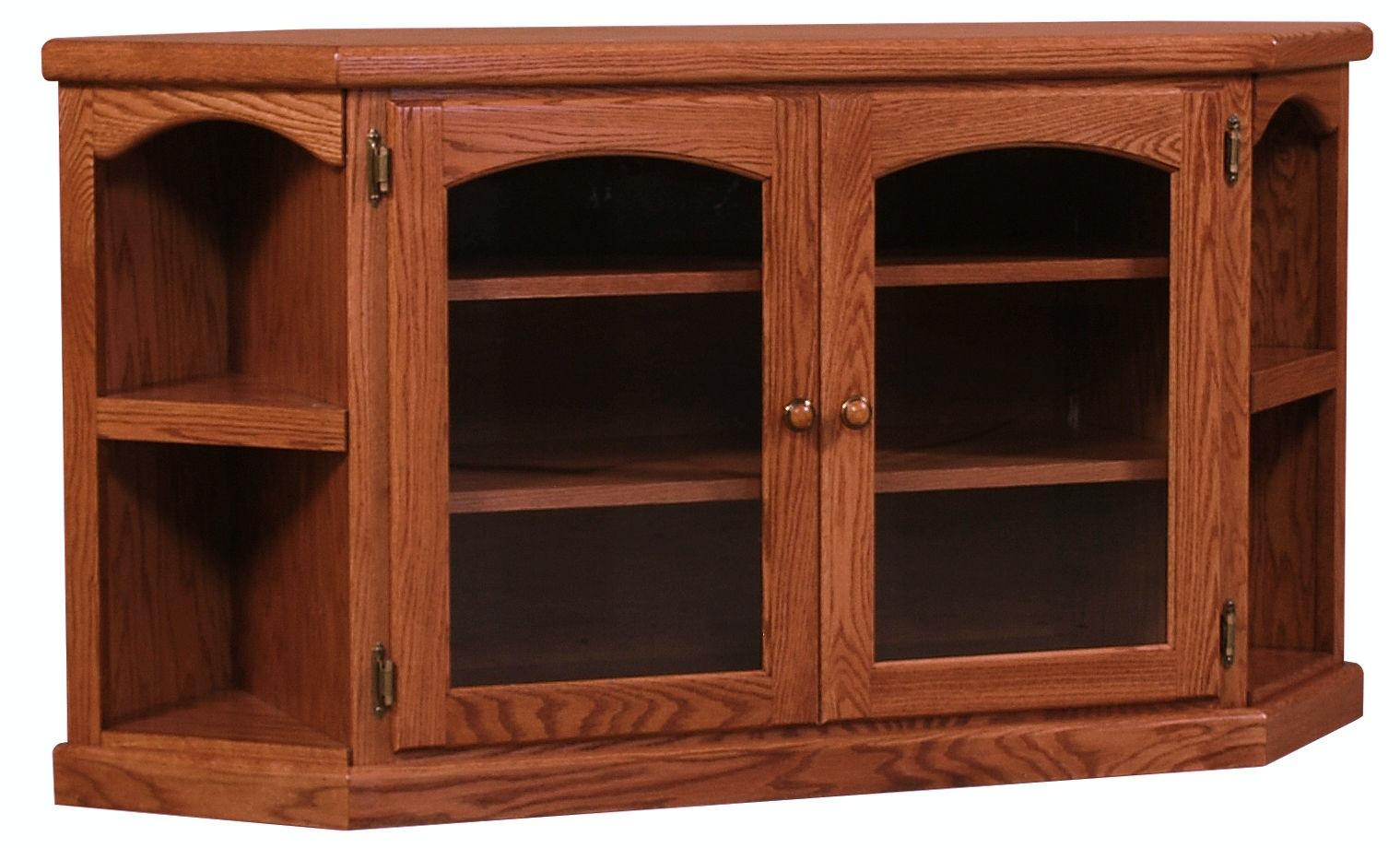 Willow Valley Living Room Corner Tv Stand 50 Inch Wv3552 Borofka S