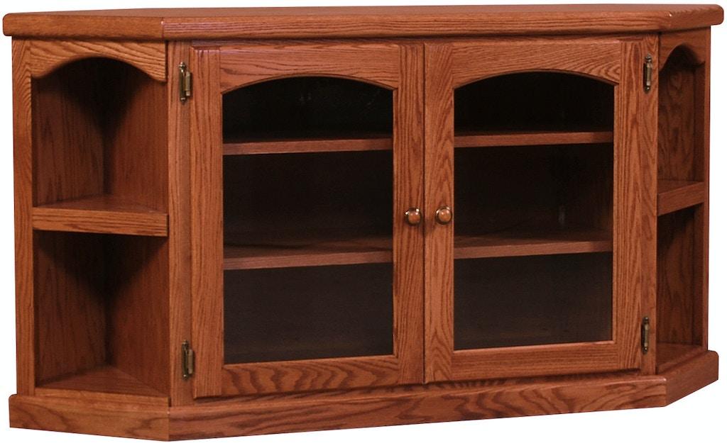 Willow Valley Living Room Corner Tv Stand 50 Inch Wv3552 Borofkas