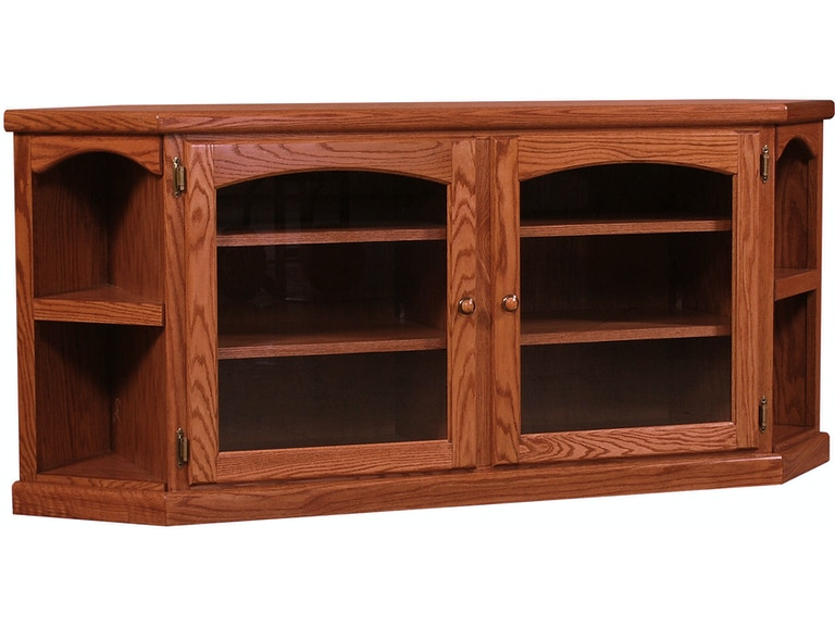Willow Valley Living Room Corner Tv Stand 60 Inch Wv3562 Borofkas