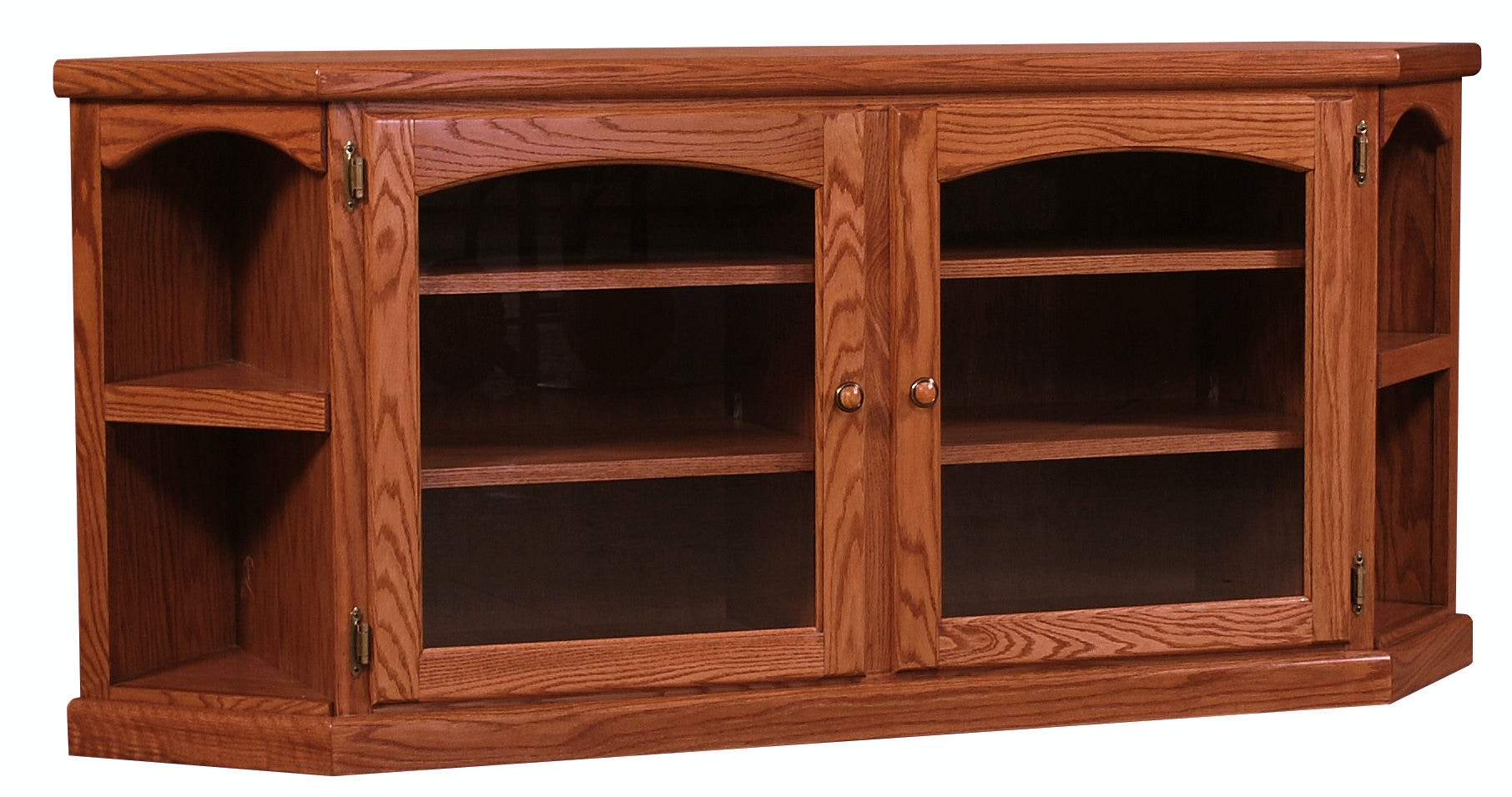 Willow Valley Corner Tv Stand 60 Inch WV3562
