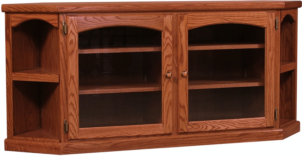 corner trends stand cabinet solid attractive view hutch wood tv including images table desk harbor
