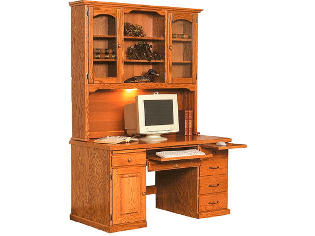 Willow Valley Tall Desk Hutch WV5150