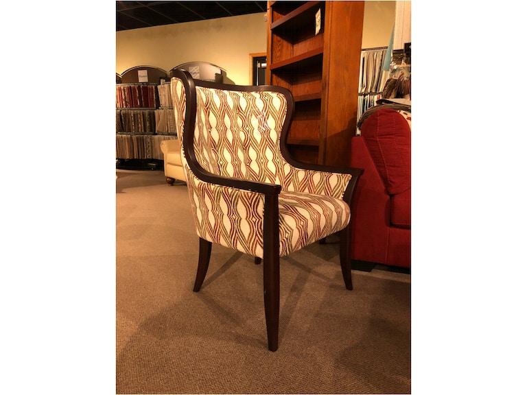 Hekman Living Room Clearance Accent Chair 1752 4995 122 054 Bennington Furniture Bennington Vt