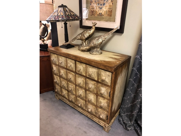 Hooker Furniture Living Room Clearance Distressed Apothecary Cabinet