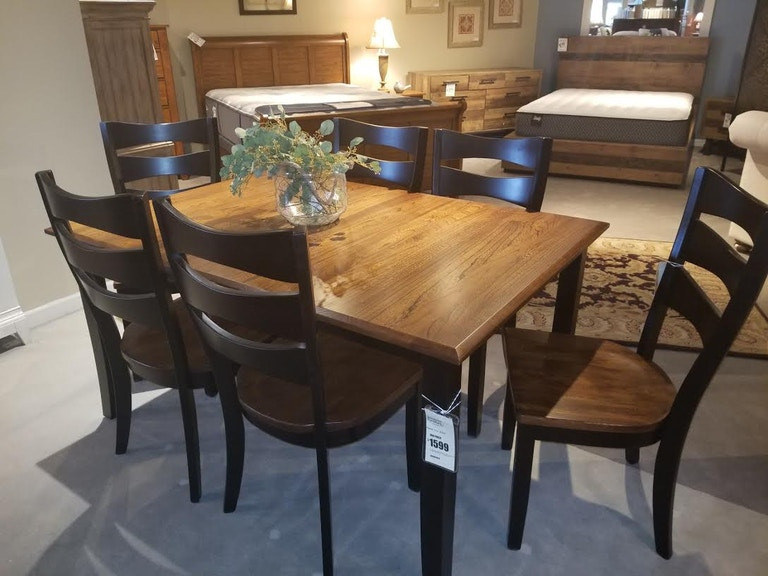 Daniel S Amish Clearance Dining Room 42 6rec 13 2601
