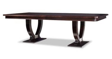 Swaim 106 7 W 100 Dining Table 106 7