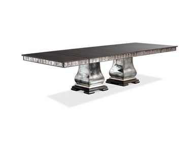 Swaim 7004-7 CR Dining Table 7004-7