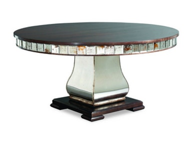 Swaim 7004-8 CR Dining Table 7004-8