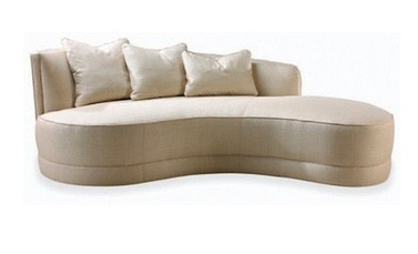 Merveilleux Swaim 808 High Arm Sofa