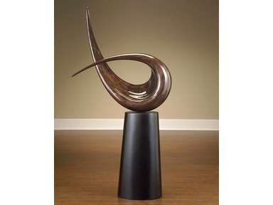 Showroom Specials Contemporary free form swooping sculpture 2401-20