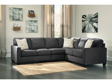 Ashley Furniture Alenya Sectional 16601S3