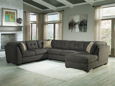 Ashley Furniture Delta City Sectional 19700S2