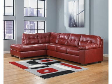Ashley Furniture Alliston DuraBlend® Sectional 20100S1