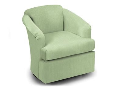 Best Home Furnishings Cass Swivel Chair 2568