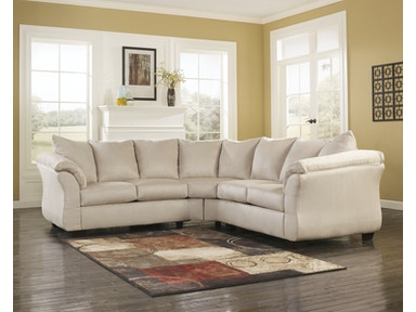 Ashley Furniture Darcy Sectional 75000S1