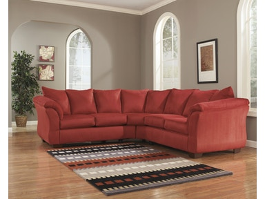 Ashley Furniture Darcy Sectional 75001S1