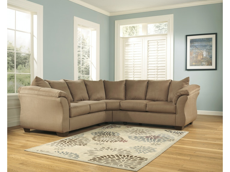 Ashley Furniture Darcy Sectional 75002S1