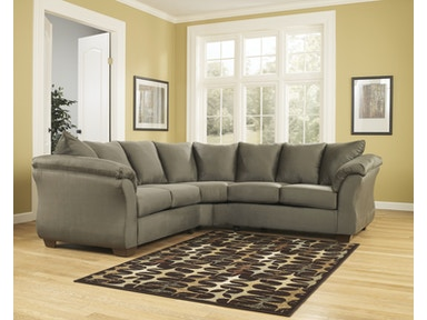 Ashley Furniture Darcy Sectional 75003S1