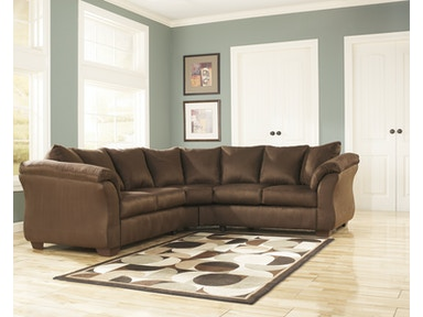 Ashley Furniture Darcy Sectional 75004S1