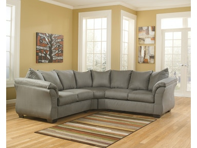 Ashley Furniture Darcy Sectional 75005S1