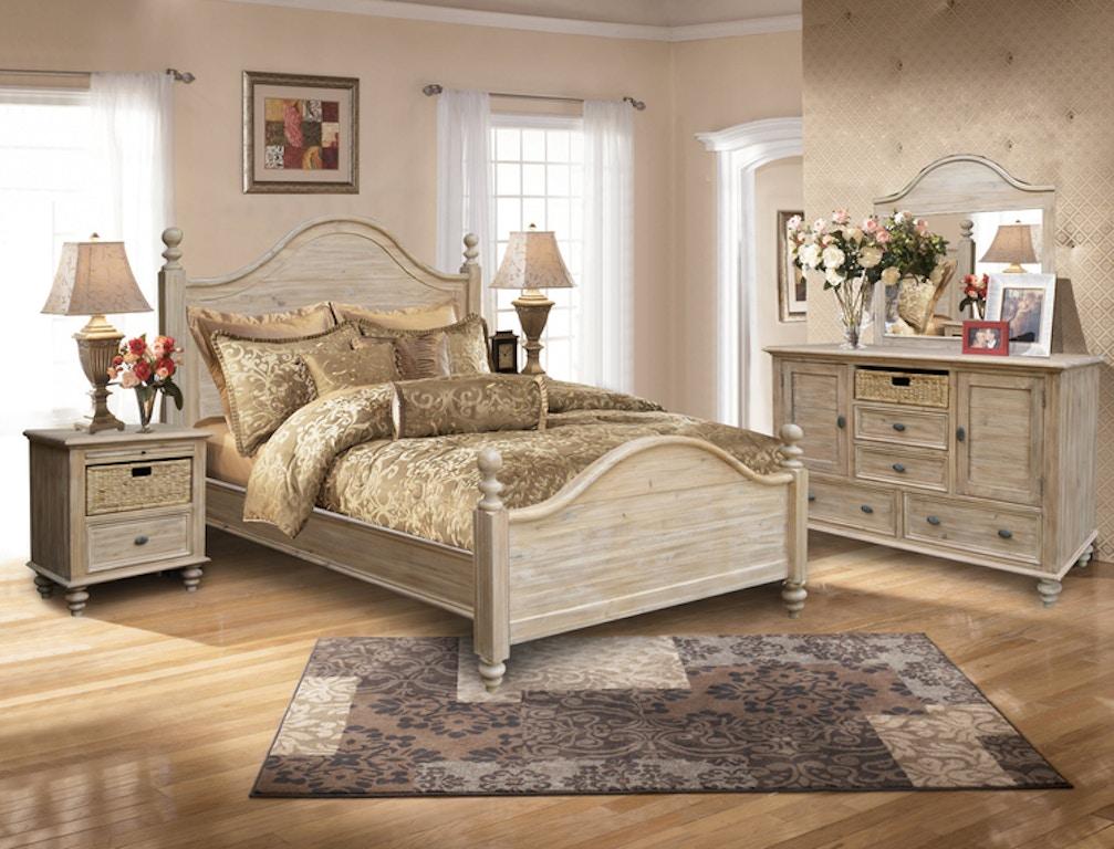 Hampton Queen Bed