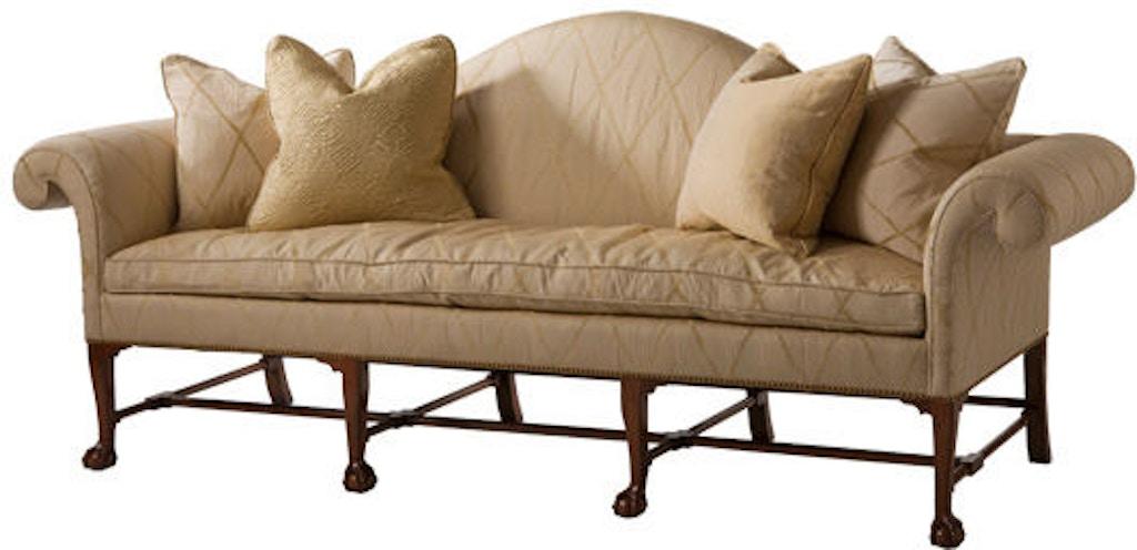 Kindel Living Room Irish Camelback Sofa