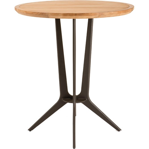 McGuire Farallon Outdoor Teak Bistro Table MCG.379