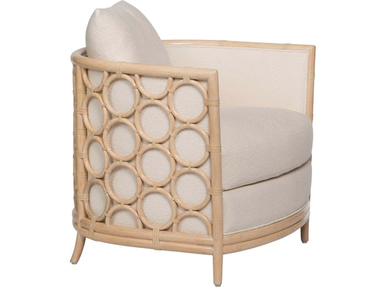 Mcguire Living Room Laura Kirar Barrel Lounge Chair Mcg A 80 Studio 882 Glen Mills Pa Across