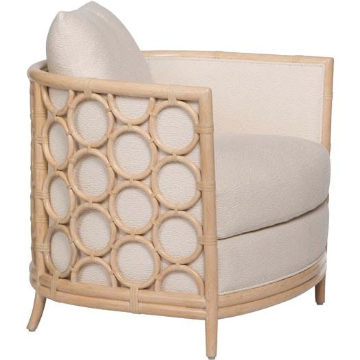 Merveilleux McGuire Laura Kirar Barrel Lounge Chair MCG.A 80