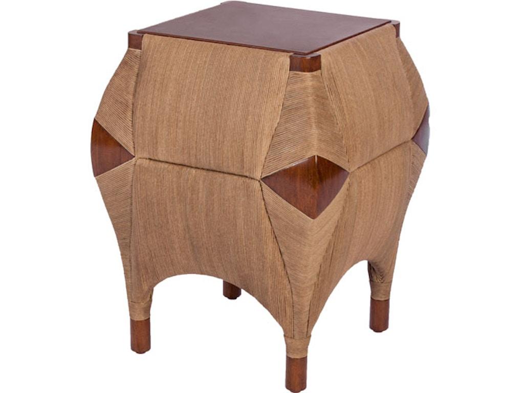 Baker Living Room Quarry Accent Table 3667 Studio 882