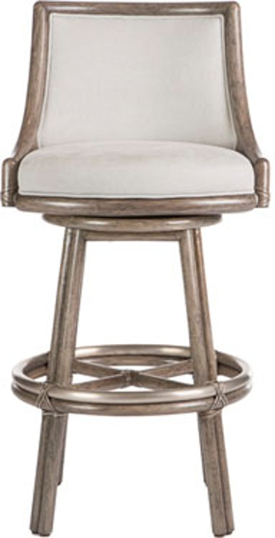 Mcguire Kitchen Laura Kirar Passage Swivel Counter Stool