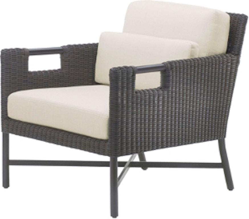 McGuire Thomas Pheasant Outdoor Lounge Chair MCG.TP-50 - McGuire Living Room Thomas Pheasant Outdoor Lounge Chair MCG.TP-50