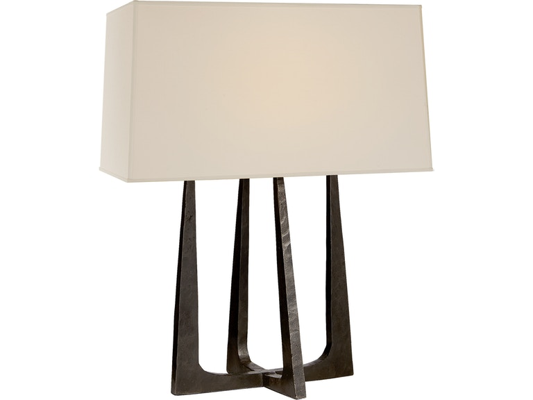Scala Hand Forged Bedside Lamp