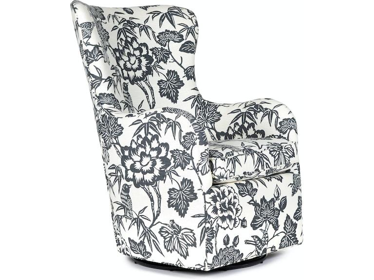 . Sample Sale Living Room Cayden Swivel Chair S882 5655 SW 0 1