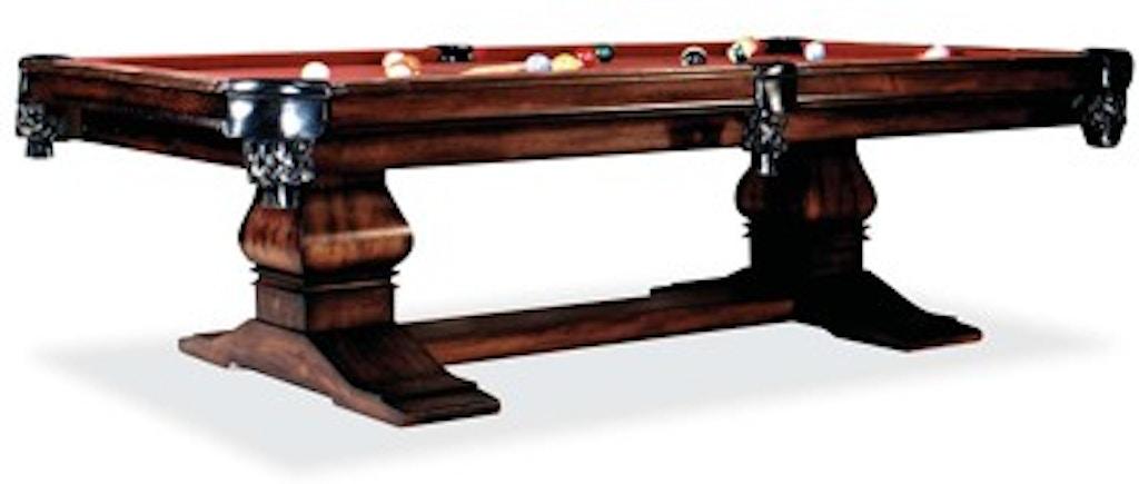 Swaim Bar And Game Room Pool Table SWMJulius Studio Glen - First pool table