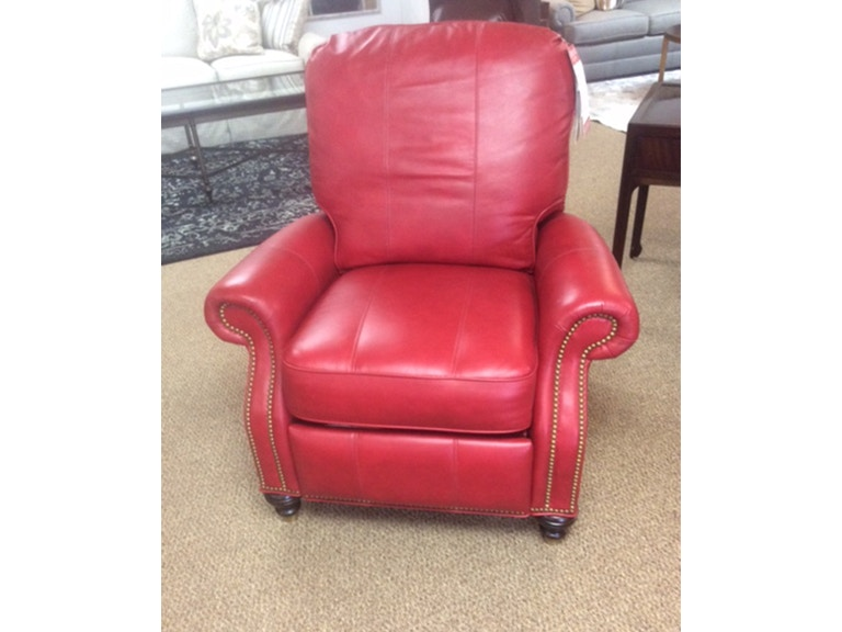 New Low Price Motioncraft Leather Recliner L1331