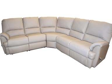 Elran MyLaine Sectional with 2 Recliners (3 pieces) 2088I100