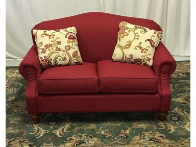 Craftmaster Loveseat--Warehouse Clearance, As Is. 7283307CLR