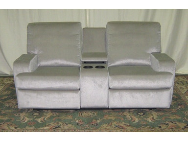 Elran Santana Console Reclining Loveseat--Warehouse Clearance, As is. 90245741CLR